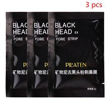 Black Mask Blackhead Remover  Deep Cleansing Pore Face Peel Off Mask PILATEN Hot