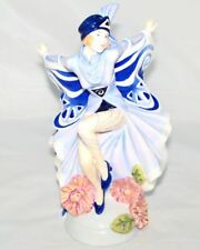 Royal Doulton Holly Butterfly Ladies Prestige Figurine HN4847 Boxed