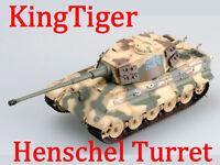 Easy Model 1/72 Germany KingTiger (Henschel turret) Schwere SS.Pz.Abt.501,#36294