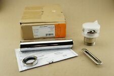 American Standard 1582000.295 Brushed Nickel Tub Drain Assembly w/ Overflow Kit