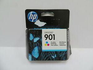 HP 901 Tri-colour Cyan Magenta Yellow Inkjet Cartridge BBE 6.21