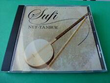 SUFI Ney - Tanbur - Turkish Mysticism Sounds - CD