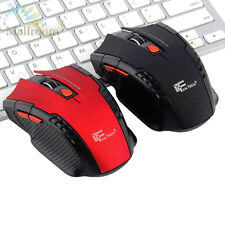 Portable 2,4Ghz Mini Wireless Optical Gaming mice USB Laptop PC mouse