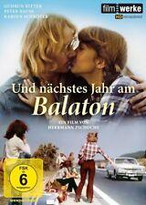 UND NÄCHSTES JAHR AM BALATON (NEU) - VARIOUS   DVD NEU