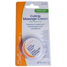 Sally Hansen Cuticle Massage Cream With Apricot Oil 11.3g Z2245