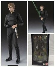 S.H.Figuarts Star Wars Luke Skywalker Jedi Knight Action Figure New With box KO