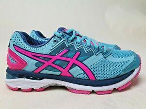 Asics Gel GT-2000 4 W 'Turquoise' New (Size US6) running training Women trainer
