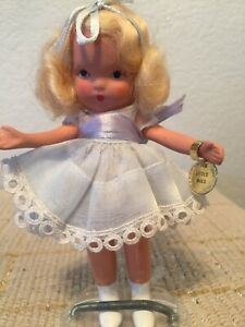 Nancy Ann Storybook Doll ~ #110 Little Miss Sweet Miss Bisque JT PT 5.5""
