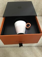 NESPRESSO VALENTINE! PREMIUM COLLECTION 2 ESPRESSO CUPS & SAUCERS IN 2DRAWER BOX