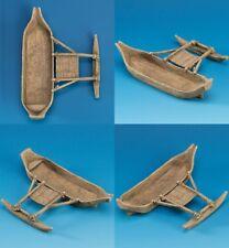 de Freebooter Fate - Bote Canoa - miniatures bot006 Tablero MESA catamarán