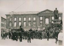 REIMS c. 1930 - Convoi Obsèques Cardinal Luçon Palais de Justice Marne - PRM 376
