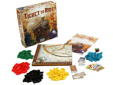 TICKET TO RIDE Origin Edition Family Board Game Party Card Game Kids Toys Gifts