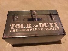 Tour of Duty - The Entire Series 3-Pack (DVD, 2005, 14-Disc Set) *Brand New*