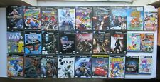GREAT SHAPE* Nintendo GameCube Video Games Complete In Box CIB USA & JAPAN Rare