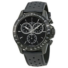 Tissot T-Sport V8 Chronograph Black Dial Mens Watch T106.417.36.051.00