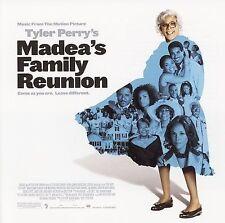 Various Artists - Madea's Family Reunion (Original Soundtrack) CD