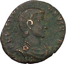 Julian II as Caesar  355AD Ancient Roman Coin Battle Horse man  i35579