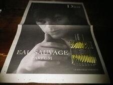ALAIN DELON - Publicité de journal / Advert !!! PARFUM !!