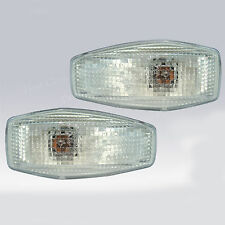 Side Repeater Turn Signal Marker Light Lamp Set for 03-08 Tiburon/Coupe