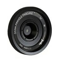 Skink Pinhole Pancake Objektiv Retro Starter Kit - Leica M M9 M8 M6 Zubehörpaket