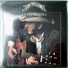 DON WILLIAMS: Expressions-SEALED1978LP JOHNNY GIMBLE