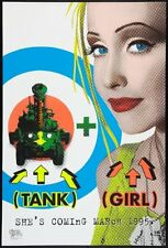 "Tank Girl Movie Poster 24""X36"""