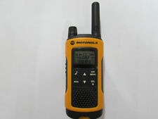 Motorola PMR TLKR T80 Extreme gelb/schwarz Ersatzgerät Zusatzgerät