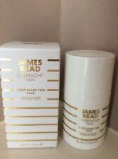James Read ~ Overnight Tan Sleep Mask Tan Face, 50ml, Brand New