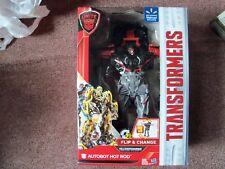 2017 Transformers Walmart Autobot Hot Rod