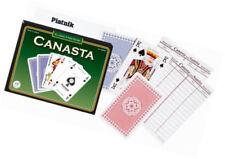 Gibson Canasta Poker & Card Games