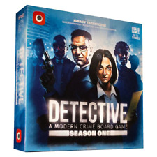 Detective a Modern Crime Board Game Season One -