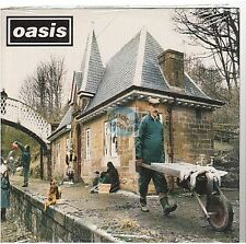 OASIS some might say CD SINGLE card sleeve NEUF new neu