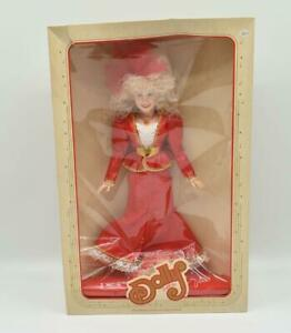 """Dolly Parton Limited Edition 18"""" MIB 1984 Goldberger Licensed by Dolly Parton"""