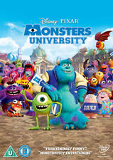Monsters University DVD (2013) Dan Scanlon