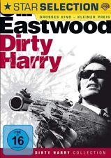 DVD DIRTY HARRY # v. Don Siegel, Clint Eastwood  ++NEU