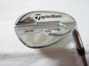Used RH Taylormade RSi1 55* Sand Wedge KBS Steel Shaft Stiff S Flex