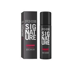 Axe Signature Body Perfume, Intense 122 ml Fragrance of vanilla & green hazelnut