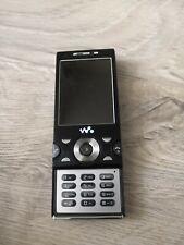 Sony Ericcson Walkman W995 - Progressive Black (Unlocked) Mobile
