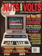 Nuts And Volts Get Your Pet Out Of The Cemetery September 2015 FREE SHIPPING
