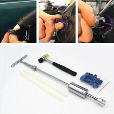 Car Body Paintless Dent Pit Repair Removal Puller Glue Pulling Tabs Hammer Tool