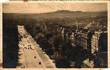 CPA PARIS 16e-Avenue Foch et le Mont Valérien (325372)