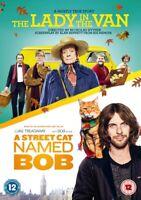 Nuevo La Mujer En Furgoneta / Un Calle Gato Llamado Bob DVD