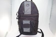 Lowepro Slingshot 202AW All Weather Cover 9.8W X7D X 17.7H Black Very Good