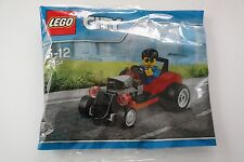 Lego City 30354 Hot Rod Polybag NEU