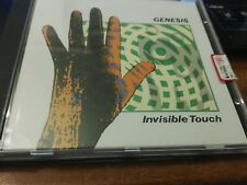 Genesis invisible touch cd virgin made in italy