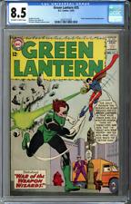 Green Lantern #25 CGC 8.5