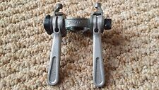 VINTAGE HURET BICYCLE GEAR LEVER DOUBLE SHIFTERS, MADE IN FRANCE