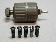 New listing All Metal Supreme Brand Push Pull Tapper With 6, 8, 10, 1/4 & 5/16 Collets.