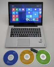 "Lenovo IdeaPad U430 14"" Touch i5 8GB 500GB + Microsoft Office, Visio, Project"