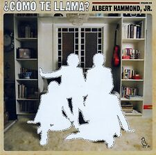 ALBERT HAMMOND, JR. : COMO TE LLAMA / CD + DVD SET - TOP-ZUSTAND